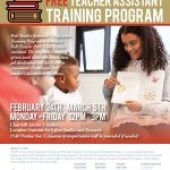 CCAP Announces its Learn to Earn Paid Career Exploration Program – Teacher Assistant Certification Training Program