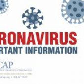 CCAP Coronavirus (COVID-19) Update  – Thursday, March 19, 2020