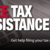 It's Tax Time at CCAP!