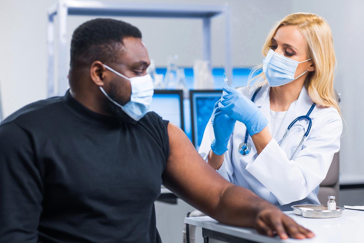 COVID-19 Vaccination @ CCAP